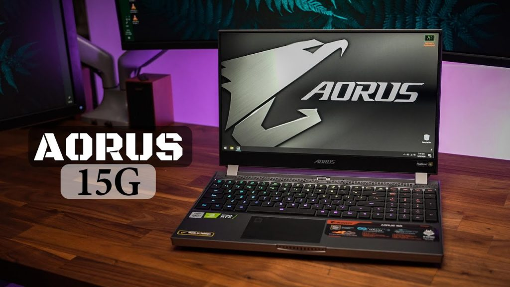 AORUS 15G Amazon Prime Day 2021