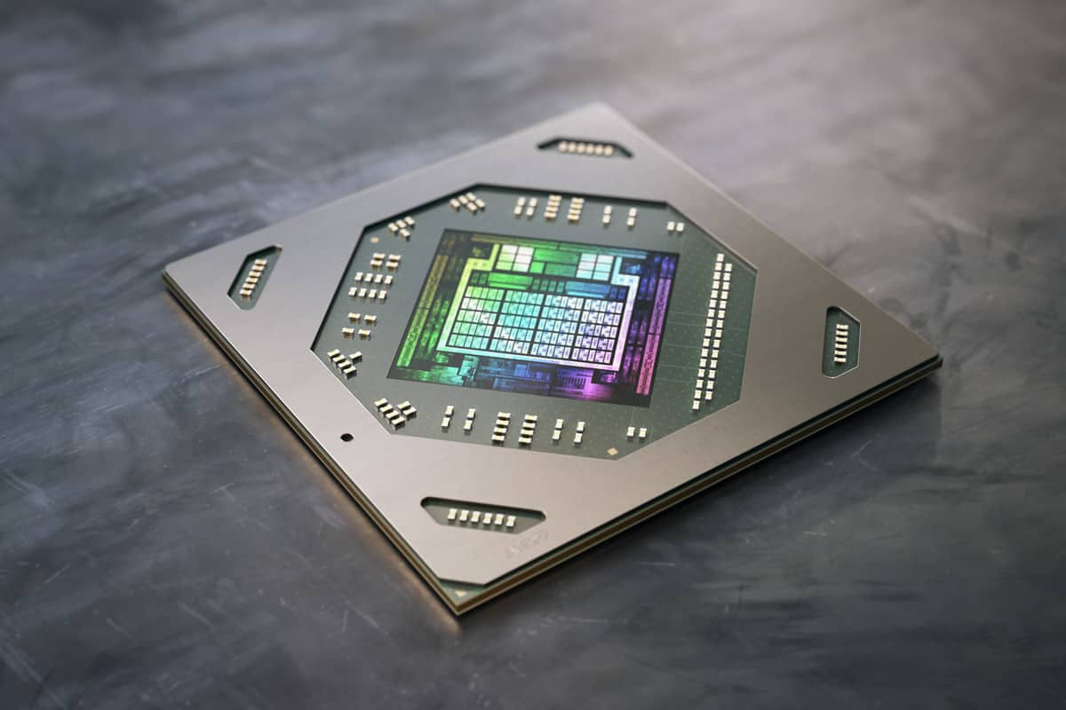Laptops with AMD Radeon RX 6600M, RX 6700M, and RX 6800M