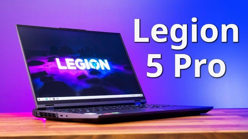 Legion 5 Pro Amazon Prime Day 2021