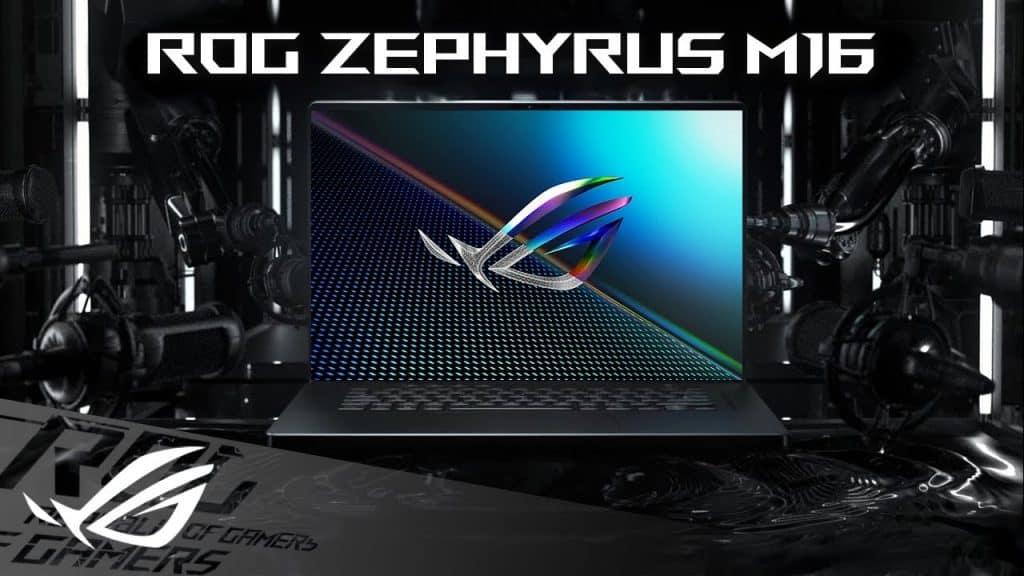 Zephyrus M16 Amazon Prime Day 2021